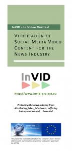 InVID leaflet
