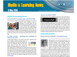 InVID at Media and Learning News