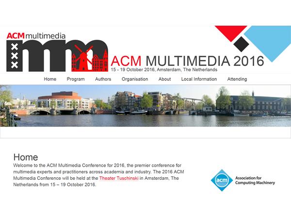 InVID scientific results at ACM MM 2016