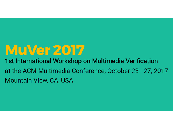 InVID organizes the 1st International Workshop on Multimedia Verification