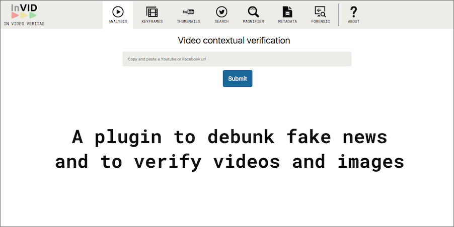 InVID Verification Plugin