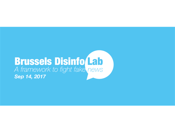 InVID Verification Plugin at Brussels DisinfoLab event