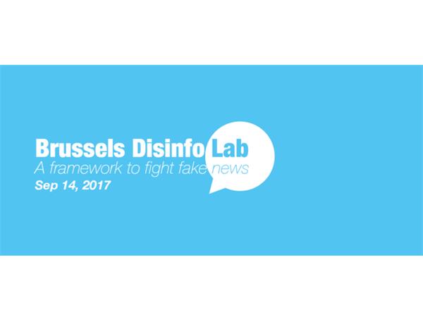 InVID Verification Plugin at Brussels DisinfoLab event