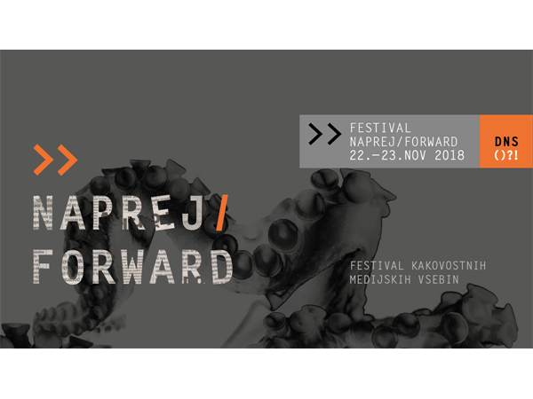 InVID at the 7th media festival Naprej/Forward
